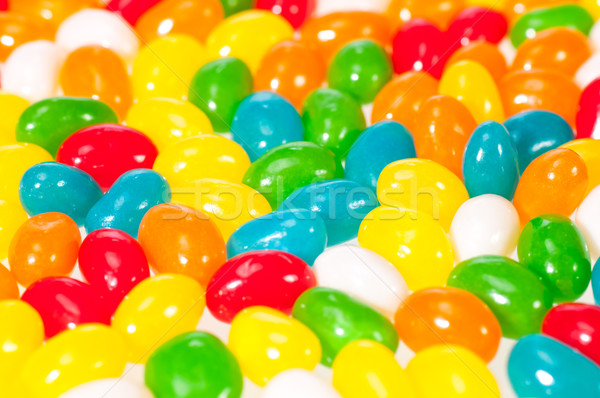 Jelly beans background Stock photo © calvste