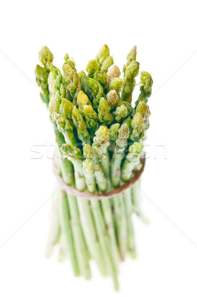 Asparagus tide in a bunch Stock photo © calvste