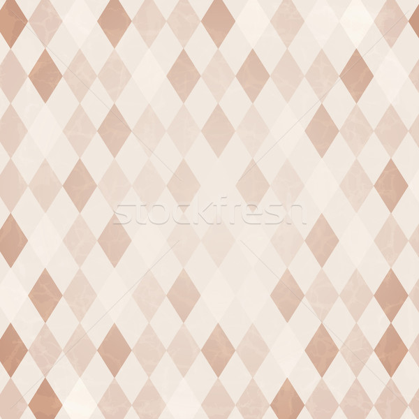Retro Harlequin Background Stock photo © cammep