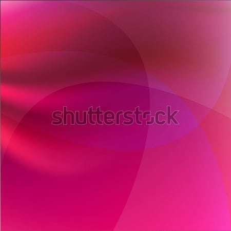 Rózsaszín absztrakt művészet háló olaj sötét Stock fotó © cammep
