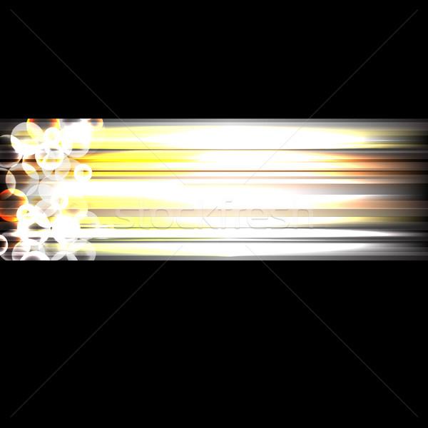 創造 ダイナミック ぼけ味 テクスチャ 抽象的な 芸術 ストックフォト © cammep