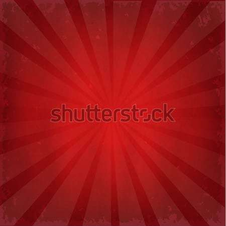 Vintage Dark Red Background Stock photo © cammep