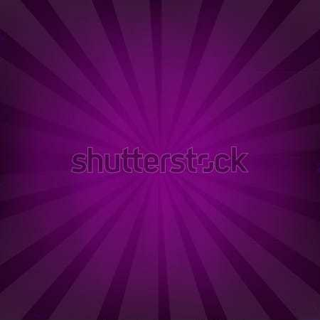 Purple Grunge Background Texture With Sunburst Stock photo © cammep
