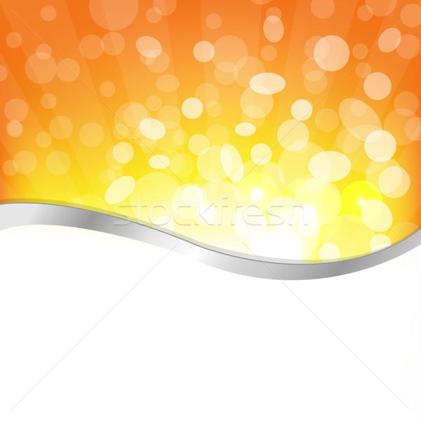 Sun Background Stock photo © cammep