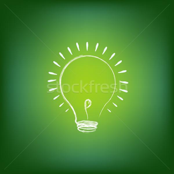 Green Energy Stock photo © cammep