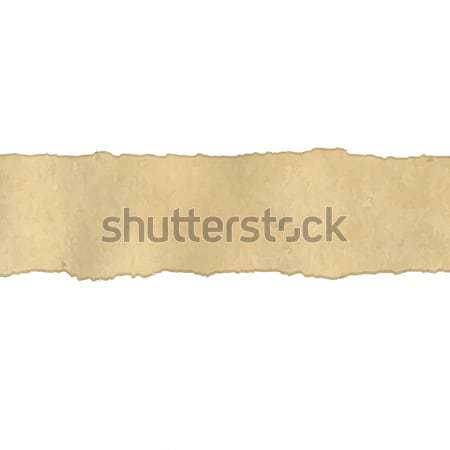 Fragmentary Vintage Paper Stock photo © cammep
