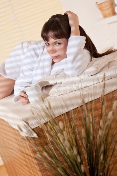 Сток-фото: Spa · оздоровительный · терапии · расслабляющая · массаж