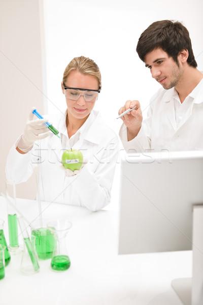 генетический инженерных лаборатория Сток-фото © CandyboxPhoto