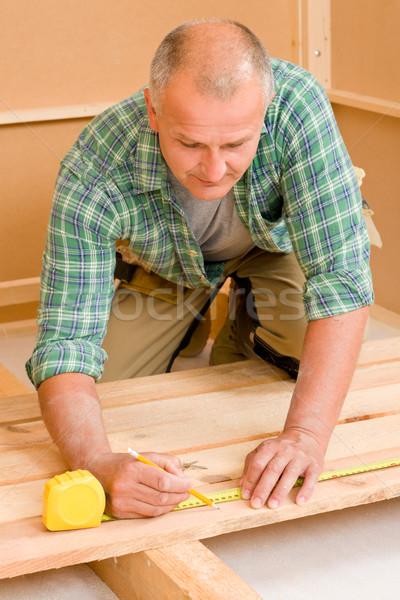 便利屋 家の修繕 成熟した ストックフォト © CandyboxPhoto