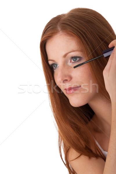 Corpo cuidar belo mulher Foto stock © CandyboxPhoto