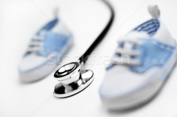 Pediatria salute ospedale ragazzo vita Foto d'archivio © cardmaverick2