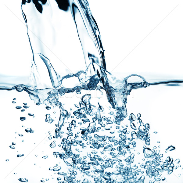 Water Pouring Stock photo © cardmaverick2