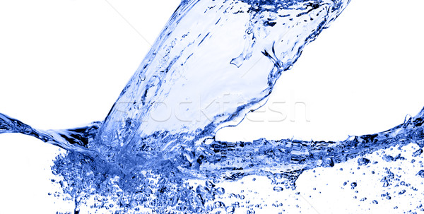 Pouring Water Stock photo © cardmaverick2