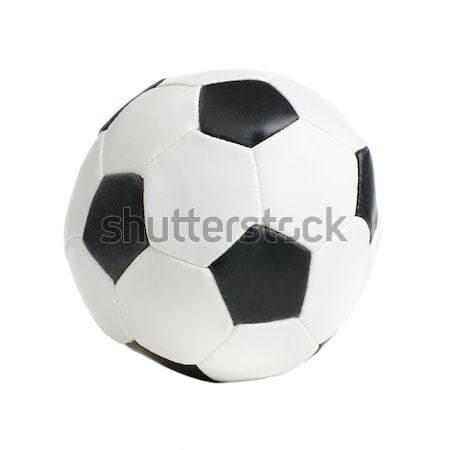 Football / Soccer Ball Stock photo © cardmaverick2