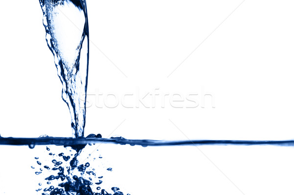Water falling Stock photo © cardmaverick2