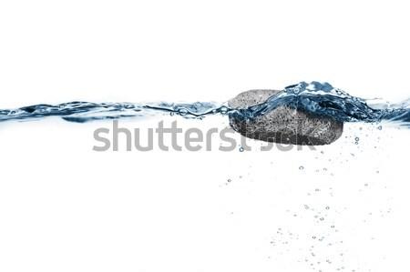 Floating Pumice Stone Stock photo © cardmaverick2