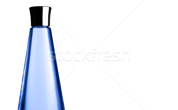 Blue Bottle Stock photo © cardmaverick2