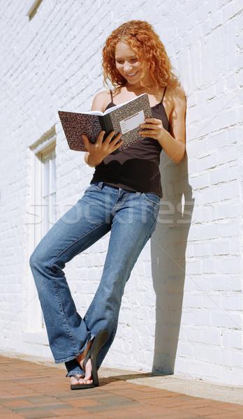 Urban Girl Stock photo © cardmaverick2