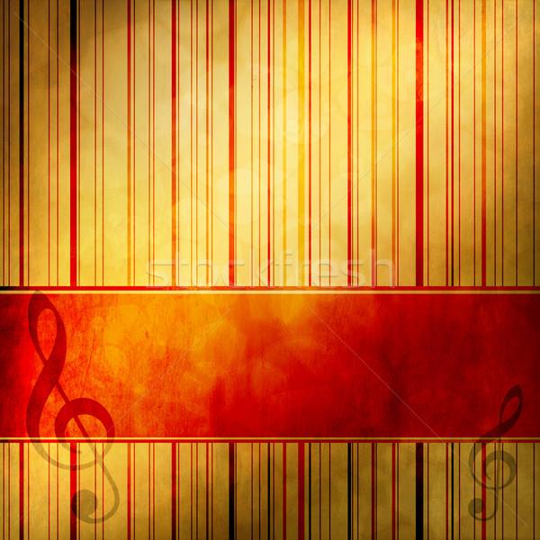 Grunge frame reclame gefeliciteerd schrijven ruimte Stockfoto © carenas1