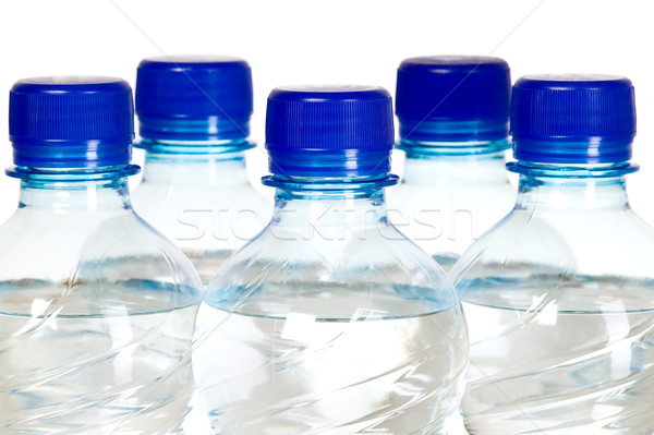 Mineral water bottles Stock photo © carenas1