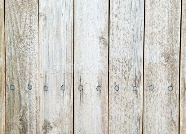 Ahşap doku ahşap inşaat duvar dizayn Stok fotoğraf © carenas1