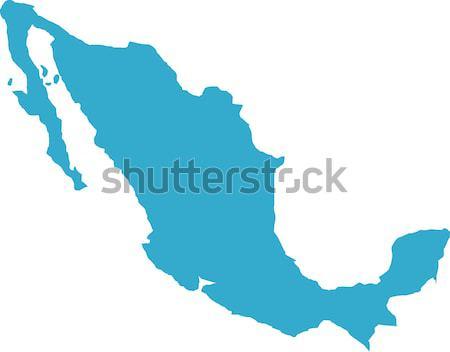 Zdjęcia stock: Meksyk · kraju · Pokaż · biały · Ameryki
