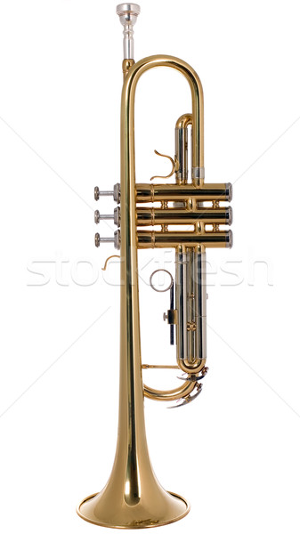 Musical instument trumpet Stock photo © carenas1