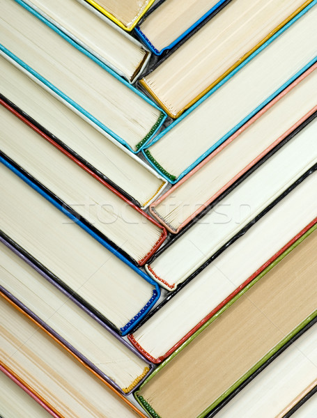Composition of books Stock photo © carenas1