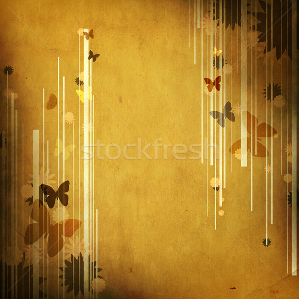 Abstract marketing afbeelding lijnen Stockfoto © carenas1
