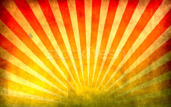 Színes kép nap nyaláb textúra terv Stock fotó © carenas1