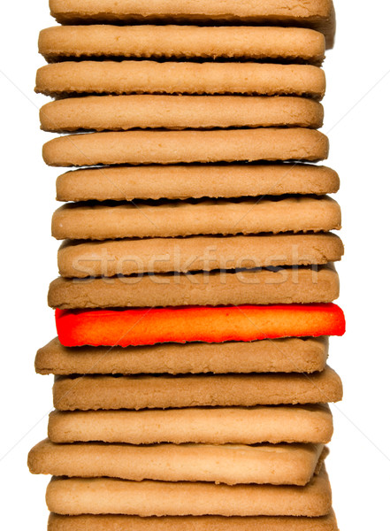 Cookies one by one Stock photo © carenas1