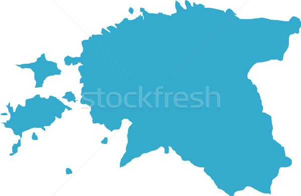 Estonia country Stock photo © carenas1