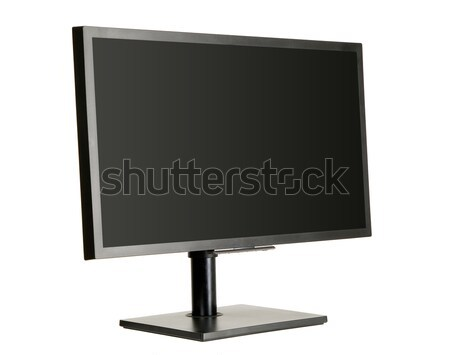 LCD display with blank, black space Stock photo © carenas1
