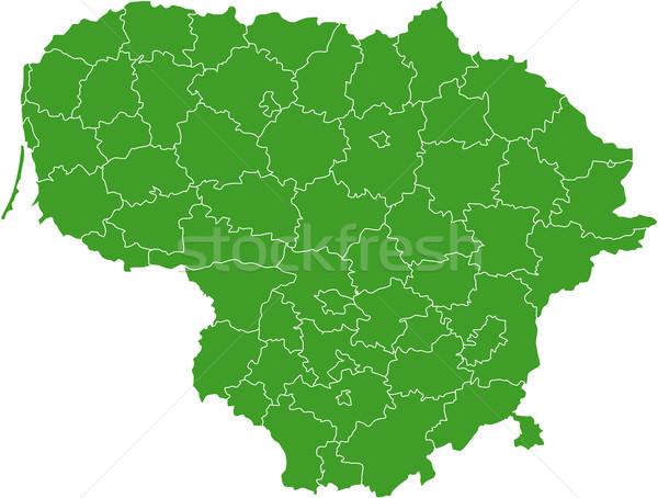 Lithuania Stock photo © carenas1