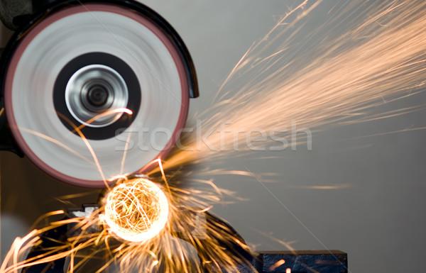 Sparking scintilla Stock photo © carenas1
