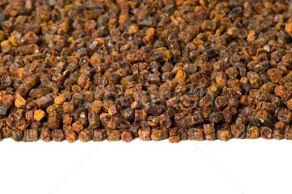Propolis bee product frame witte geneeskunde Stockfoto © carenas1