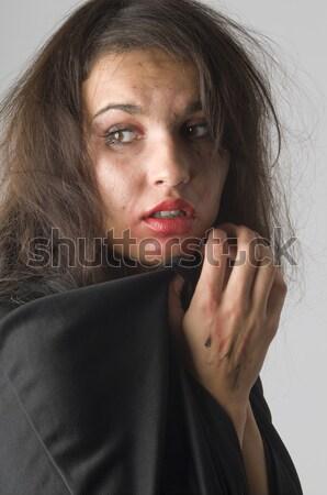 the abuse Stock photo © carlodapino