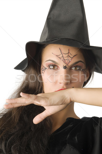 Stock photo: the hat