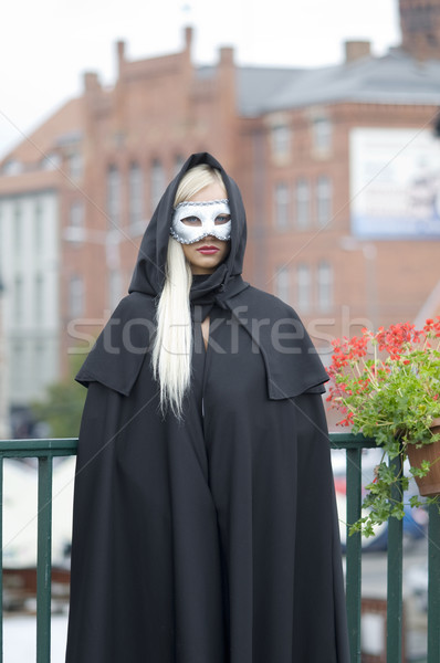 venice carnival Stock photo © carlodapino