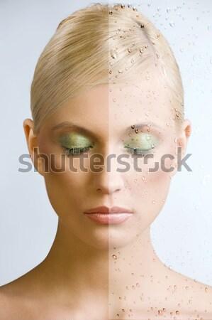 tha make up Stock photo © carlodapino