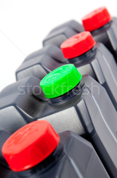 Sustainable plastic gallon Stock photo © carloscastilla