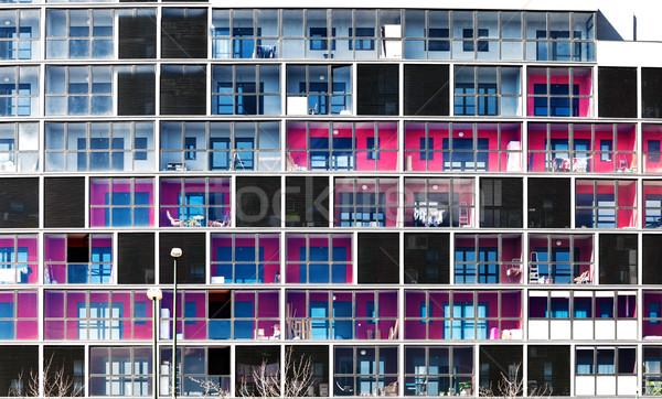 City architecture Stock photo © carloscastilla