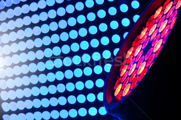 Spotlights Stock photo © carloscastilla