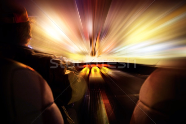 Abstract speed concept  Stock photo © carloscastilla