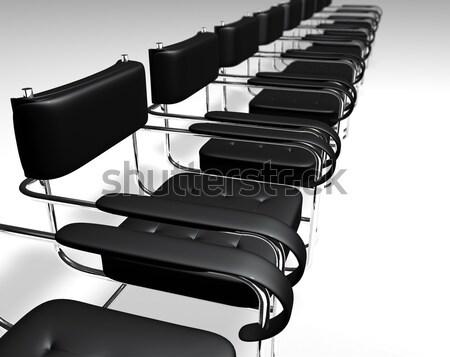 office chairs Stock photo © carloscastilla