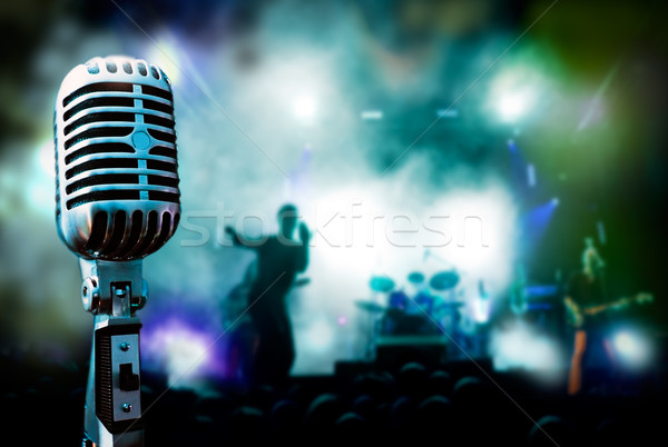 Music illustration Stock photo © carloscastilla