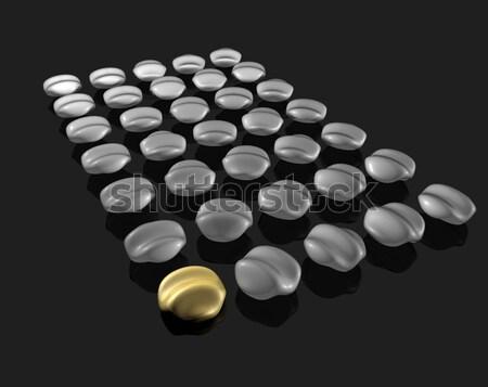 little Stones Stock photo © carloscastilla