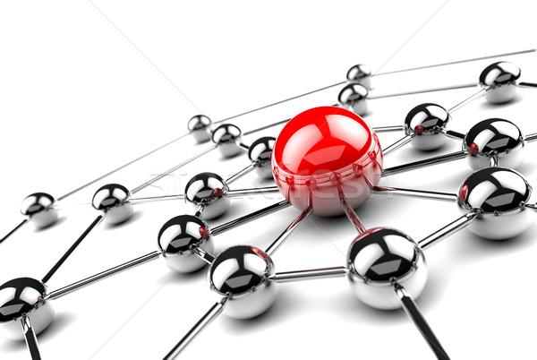 сетей интернет служба Мир технологий фон Сток-фото © carloscastilla