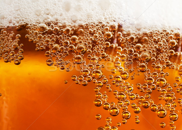 beer detail Stock photo © carloscastilla