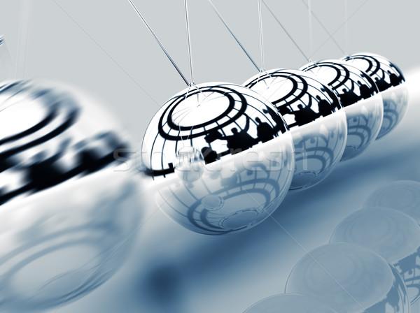 Business concept Stock photo © carloscastilla